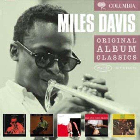Miles Davis-original Album Classics - Miles Davis - Musik - COLUMBIA - 0886971603828 - 8/1-2008