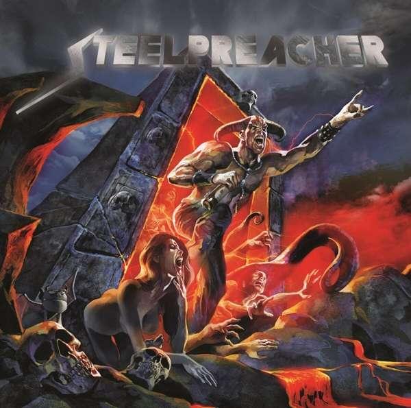 Back from Hell - Steelpreacher - Musik - SOULFOOD - 4046661715828 - 7. Mai 2021