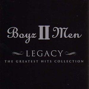 Legacy: Greatest Hits - Boyz II men - Musik - UNIVERSAL - 0044001688829 - November 25, 2003