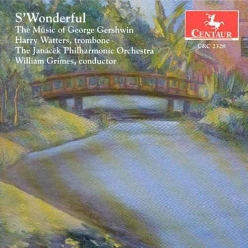 S'wonderful - Gershwin / Janacek Phil Orch / Grimes / Walters - Musik - Centaur - 0044747232829 - 12/8-2000