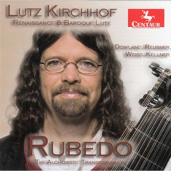 Rubedo - Alchemistic Transformation Label - Lutz Kirchhof - Musik - CENTAUR - 0044747331829 - May 21, 2014