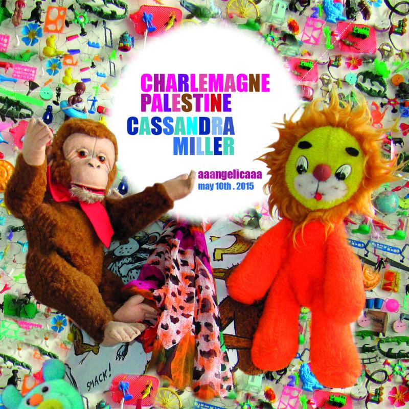 Aaangelicaaa - Palestine, Charlemagne /Cassandra Miller - Musik - ANGELICA - 0752725041829 - January 3, 2020
