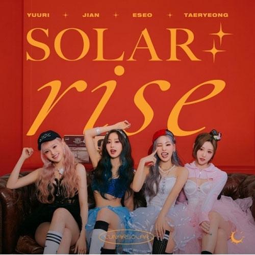 Solar: Rise - Lunarsolar - Musik - J PLANET ENTERTAINMENT - 8809696003829 - April 16, 2021