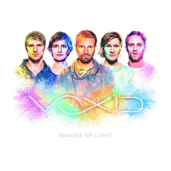 Shades of Light - Voxid - Musik - SPV - 4021955401830 - April 25, 2018