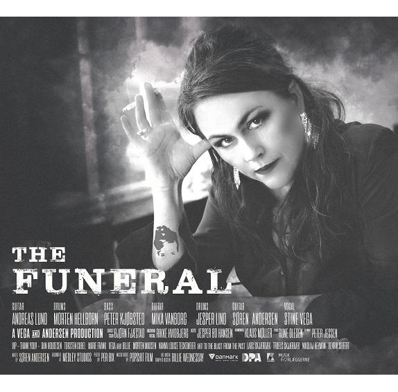 The Funeral - Stine Vega - Musik - Danmark Music Group Ltd. - 5056022680831 - 3/12-2020