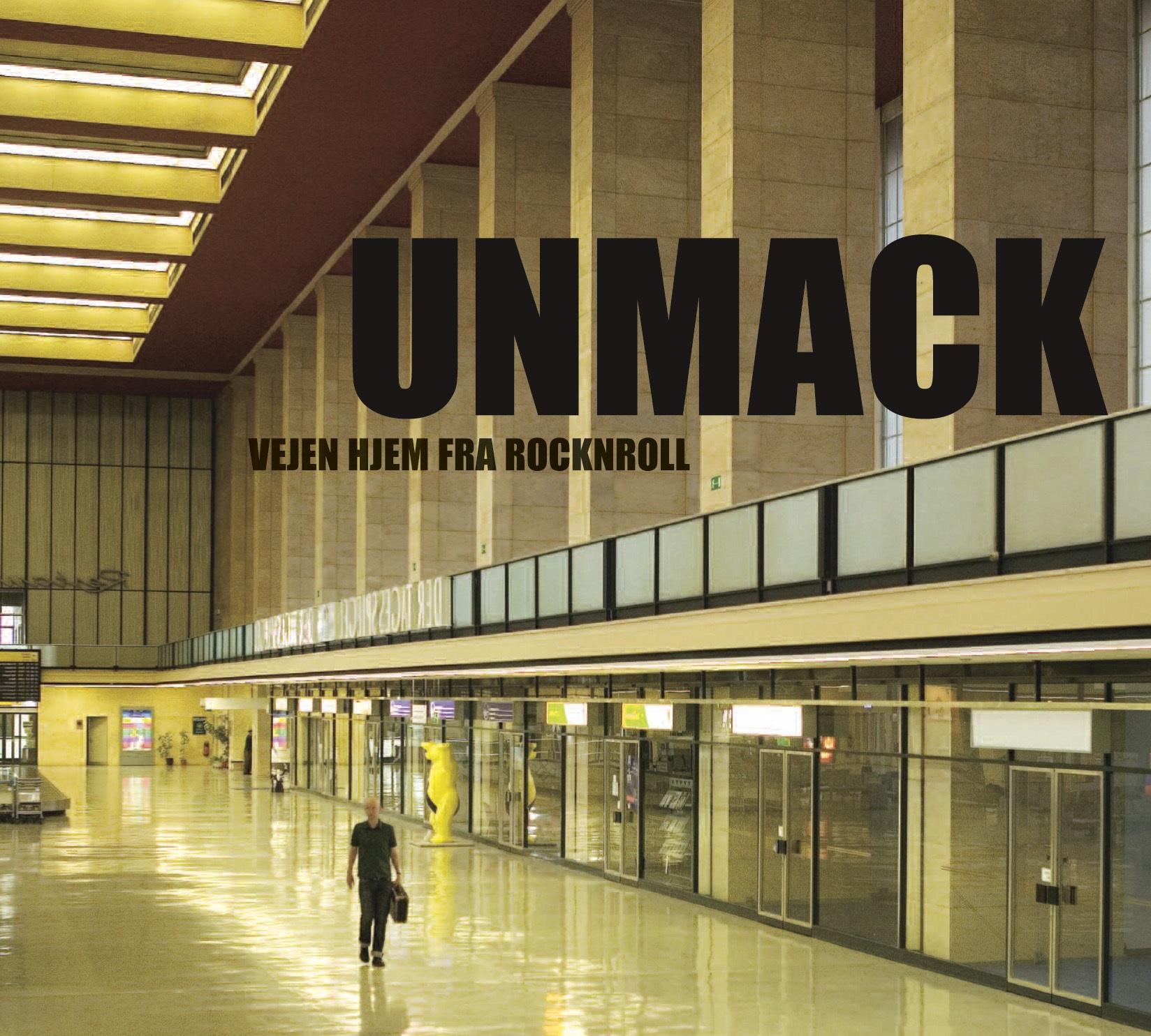 Vejen Hjem fra Rocknroll - Jens Unmack - Musik -  - 7332181081831 - November 3, 2017