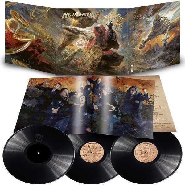 Helloween - Helloween - Musik - Nuclear Blast Records - 0727361485832 - June 18, 2021