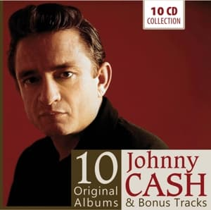 10 Original Albums - Johnny Cash - Musik - MEMBRAN - 4053796001832 - 18. september 2014