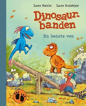 Dinosaurbanden - En bedste ven - Lars Mæhle - Bøger - Turbine - 9788740671834 - June 11, 2021