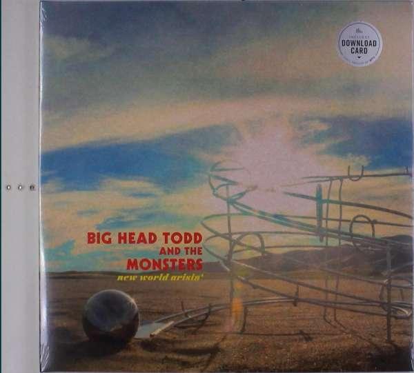 New World Arisin' - Big Head Todd & The Monsters - Musik - BIG - 0752830610835 - November 28, 2017