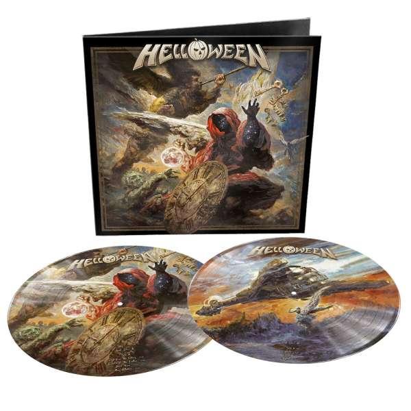 Helloween - Helloween - Musik - Nuclear Blast Records - 0727361587840 - June 18, 2021
