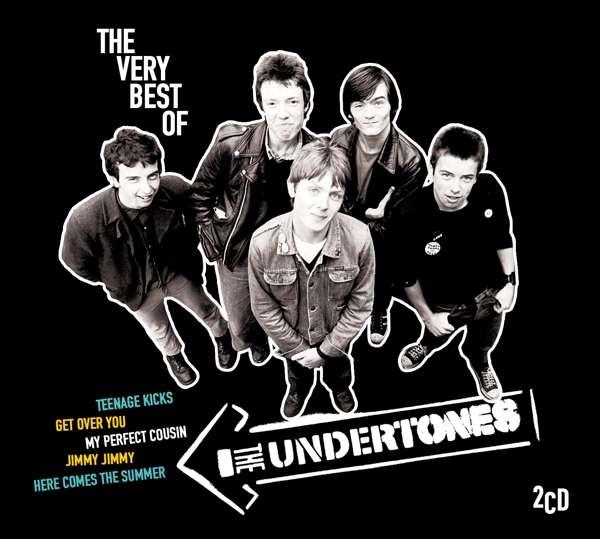 The Very Best Of - Undertones - Musik - METRO SELECT - 4050538201840 - October 7, 2016