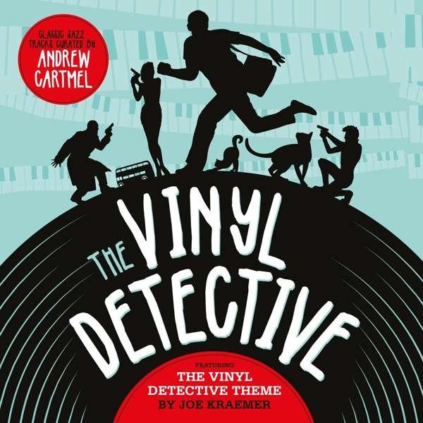 Vinyl Detective - Andrew Cartmel - V/A - Musik - VINYL PASSION - 8719039005840 - 6/9-2019