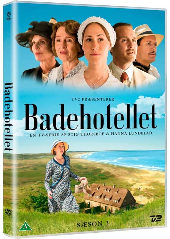 Badehotellet - Sæson 3 - Badehotellet - Film - JV-UPN - 5706100079841 - January 28, 2021