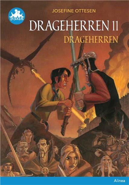 Læseklub: Drageherren 11, Drageherren, Blå Læseklub - Josefine Ottesen - Bøger - Alinea - 9788723540843 - 18. februar 2019
