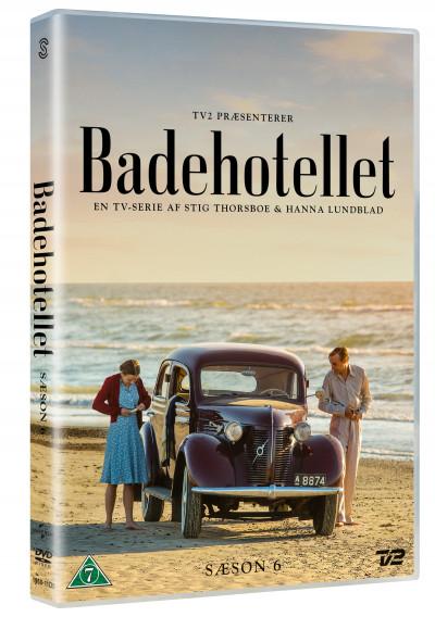Badehotellet - Sæson 6 -  - Film -  - 5706169001845 - 28/1-2021