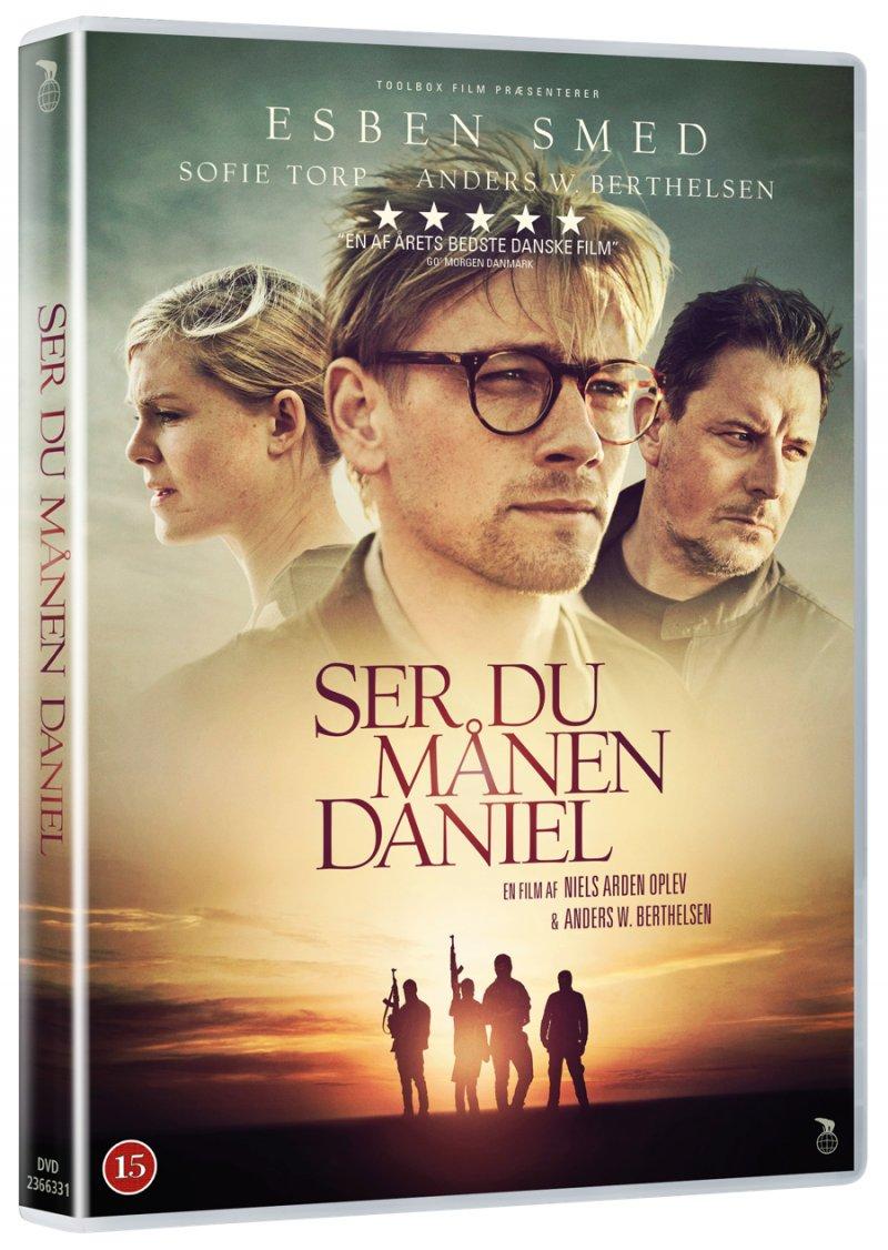 Ser Du Månen, Daniel -  - Film -  - 5708758724845 - 10/1-2020