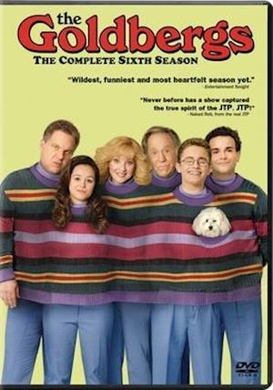 Goldbergs: Season 6 - Goldbergs: Season 6 - Film -  - 0043396558847 - September 3, 2019
