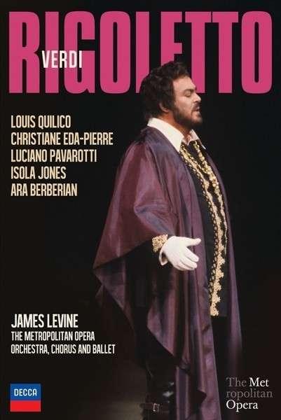 Rigoletto - G. Verdi - Film - DECCA - 0044007438848 - 23/10-2014
