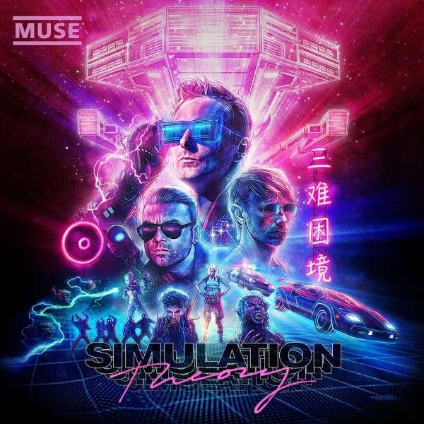 Simulation Theory - Muse - Musik - Warner - 0190295578848 - 9/11-2018