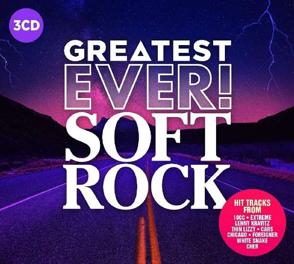 Soft Rock - Greatest Ever - V/A - Musik - GREATEST EVER - 4050538266849 - August 25, 2017