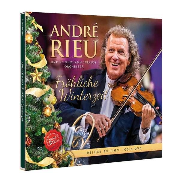 Frohliche Winterzeit - Andre Rieu - Musik - UNIVERSAL - 7444754888850 - 13/11-2020