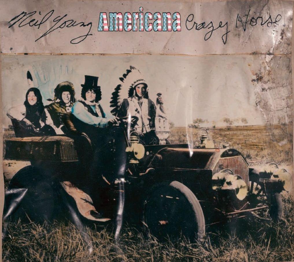 Americana - Neil Young - Musik - WARNER - 0093624950851 - June 4, 2012