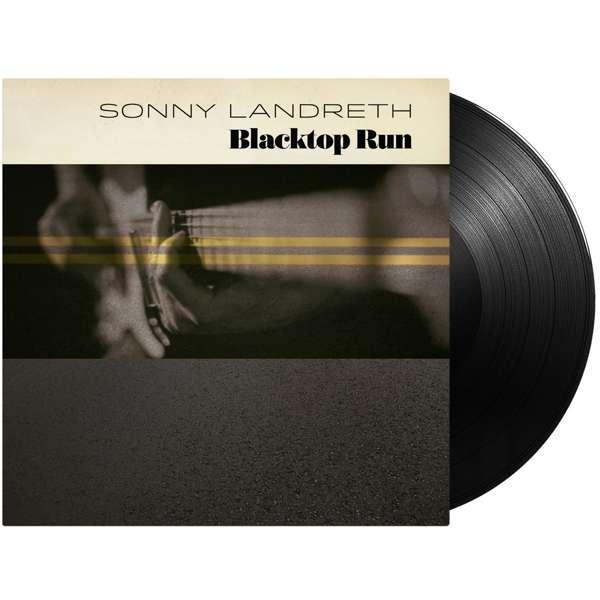 Blacktop Run - Sonny Landreth - Musik - ADA UK - 0810020500851 - February 21, 2020