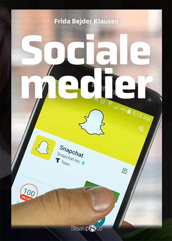 Maxi: Sociale medier - Frida Bejder Klausen - Bøger - Straarup & Co - 9788770185851 - 20. december 2019