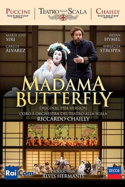 Madama Butterfly - G. Puccini - Film - DECCA - 0044007439852 - 17/1-2019