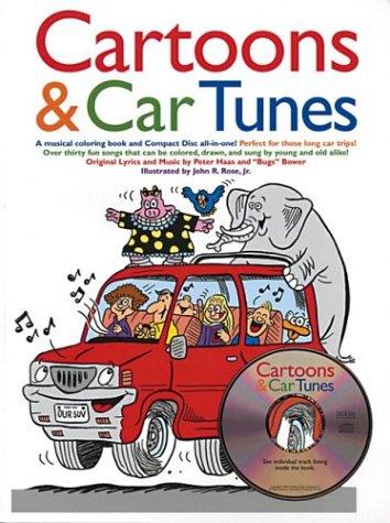 Cartoons & Car Tunes - Bugs Bower - Musik - CDB - 0752187429852 - March 18, 2008