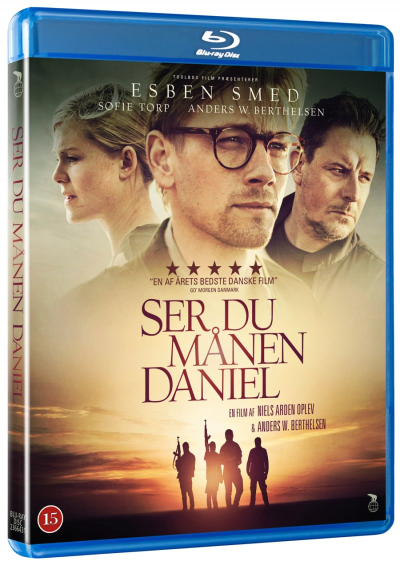 Ser Du Månen, Daniel -  - Film -  - 5708758724852 - Jan 10, 2020