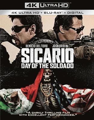 Sicario: Day of the Soldado - Sicario: Day of the Soldado - Film -  - 0043396526853 - October 2, 2018