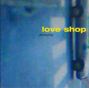 National - Love Shop - Musik -  - 0602557014853 - October 14, 2016