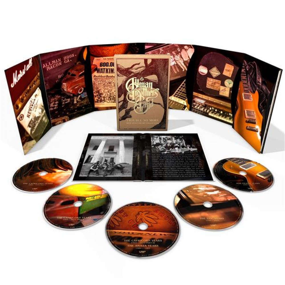 Trouble No More (50th Anniversary) - Allman Brothers Band - Musik - UNIVERSAL - 0602577997853 - February 28, 2020