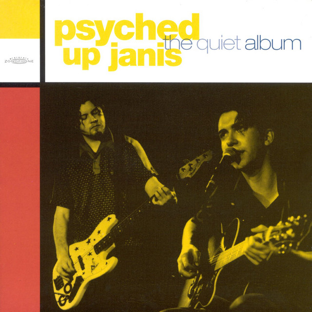 The Quiet Album - Psyched Up Janis - Musik -  - 9950099715853 - 10/6-2020