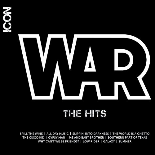 Icon -the Hits- - War - Musik - AVENUE - 0602527528854 - 30. juni 1990