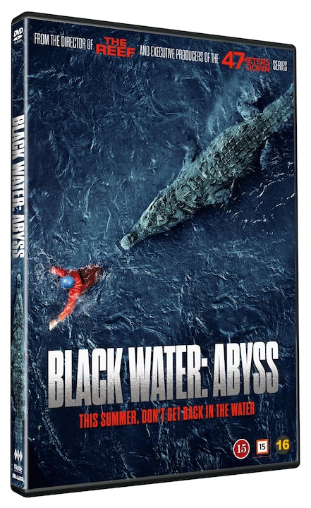 Black Water: Abyss -  - Film -  - 5705535065856 - 8/3-2021