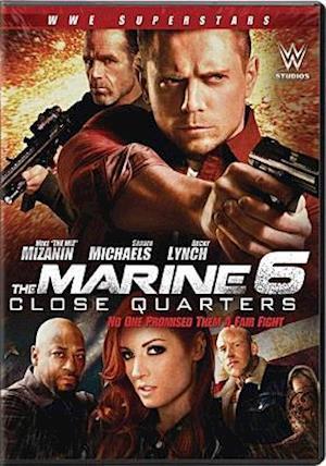 Marine 6: Close Quarters - Marine 6: Close Quarters - Film -  - 0043396544857 - 13/11-2018