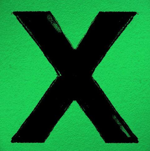 X - Ed Sheeran - Musik - WEA - 0825646285860 - June 23, 2014