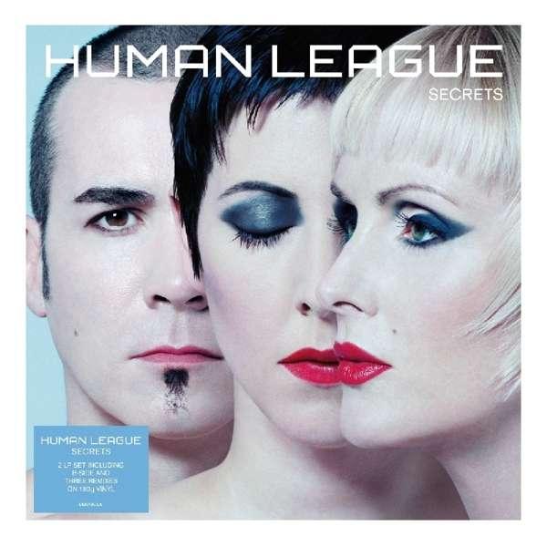 Secrets - Human League - Musik - DEMON RECORDS - 5014797897861 - 14/9-2018