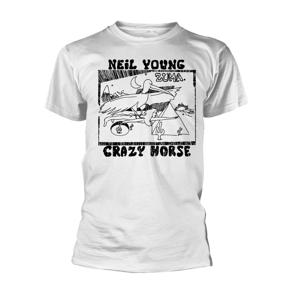 Zuma (Organic Ts) - Neil Young - Merchandise - PHM - 0803343263862 - July 17, 2020