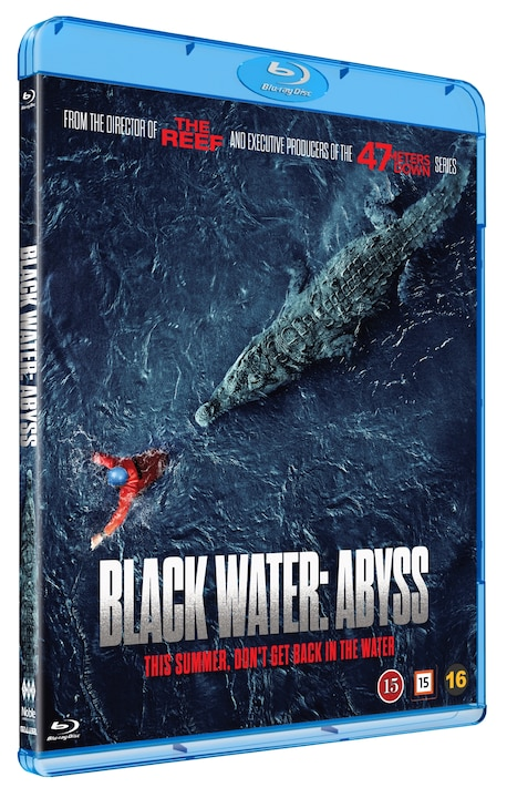 Black Water: Abyss -  - Film -  - 5705535065863 - 8/3-2021