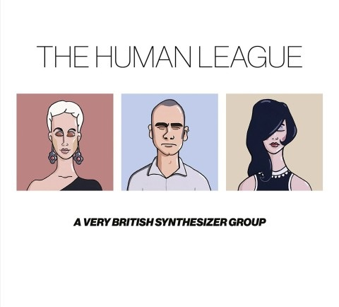 Anthology - A Very British Synthesizer Group - The Human League - Musik - VIRGIN - 0602557025866 - 18/11-2016