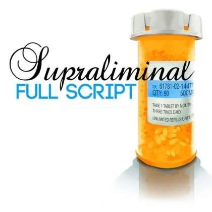 Full Script - Supraliminal - Musik - Supraliminal - 0752423890866 - March 26, 2013