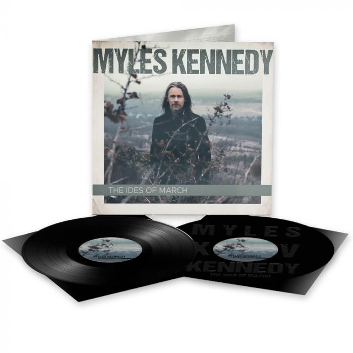 The Ides of March - Myles Kennedy - Musik - NAPALM RECORDS - 0840588142866 - May 14, 2021