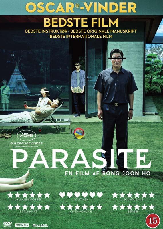 Parasite -  - Film -  - 5705535064866 - 28/5-2020