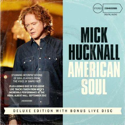 American Soul - Mick Hucknall - Musik - WEA - 0825646509867 - March 4, 2013