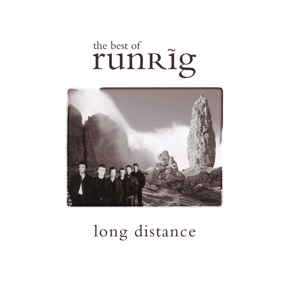 Long Distance. The Best Of - Runrig - Musik - ADA UK - 5060516091867 - 30/11-2018