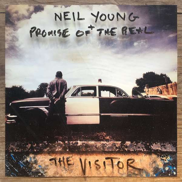 The Visitor - Neil Young + Promise of the Real - Musik - REPRI - 0093624908869 - December 1, 2017